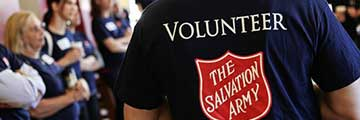 Volunteer With The Salvation Army